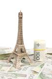 Fototapeta Eiffel Tower - Travel © Patryk Kosiński