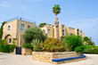 View of old house in Jaffa