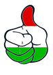 hungary thumb judgement up positiv