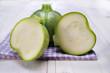 round zucchini
