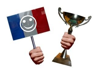La France qui gagne