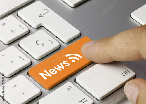 News RSS Tastatur