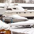 Bootslagerung im Winter - 50962902
