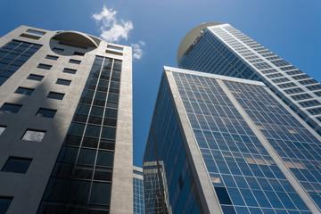 skyscrapers in Auckland CBD
