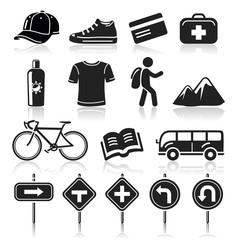 Travel icons set4. vector eps 10