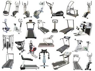 gym apparatuses