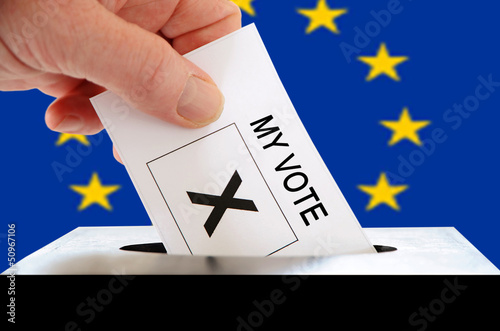 European Voting Slip