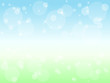 Soft grass and sky background