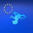 europa, eu, union, europäische, karte,