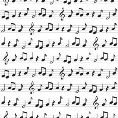 kacheln musiknoten I
