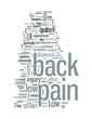 Causes and Symptoms of Low Back Pain