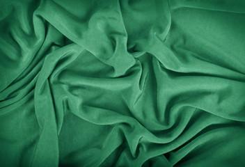 fondo di stoffa verde