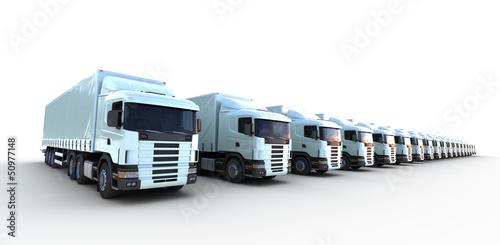 Fototapeten,lastkraftwagen,weiß,transport,verkehr
