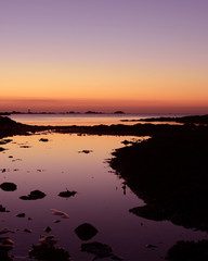 Guernsey at Dusk