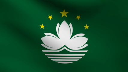 Macau flag.