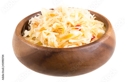 Sauerkraut - Russian national food