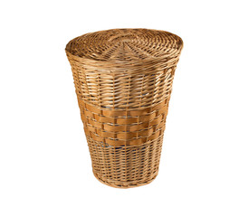 Wiicker basket