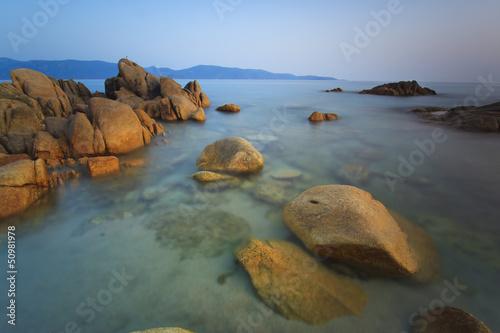 Il mare in Corsica