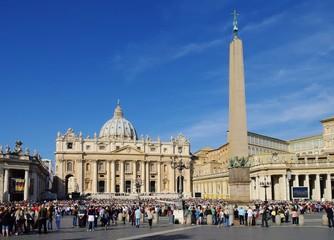 Rom Petersdom - Rome Papal Basilica of Saint Peter 05