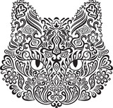 Ornamental cat