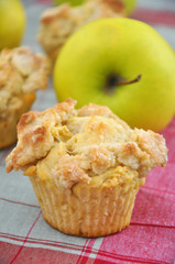 Apfel Streusel Muffins