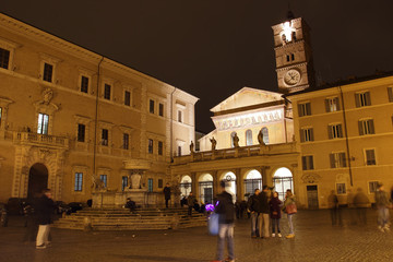 trastevere Night