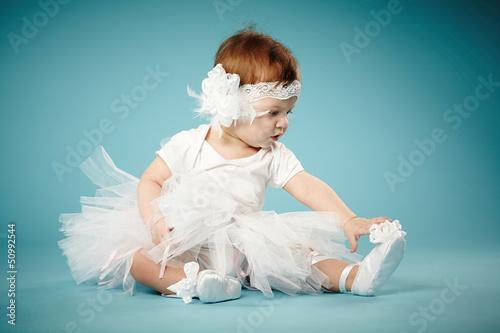 Fototapeten,adorable,engel,baby,hintergrund