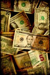 Retroplakat - Dollar II