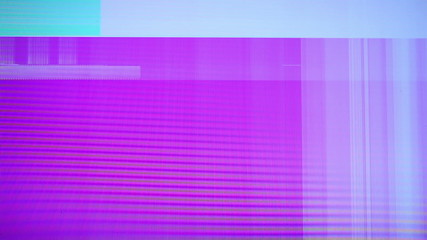 Abstract background - broken display.