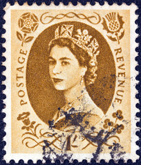 Queen Elizabeth II (United Kingdom 1952)