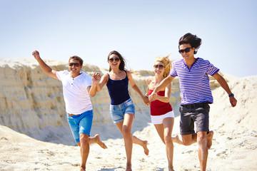 Summer runners