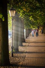 Tegeler See Promenade