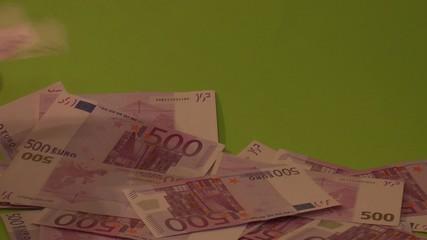 5oo euro geld scheine