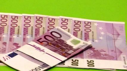500 euro geld