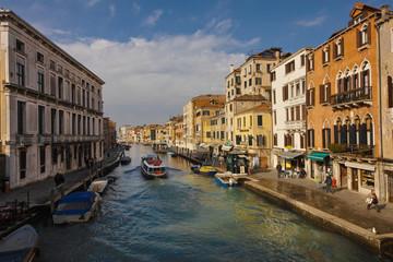 Venedig Blick von der Ponte Guglie