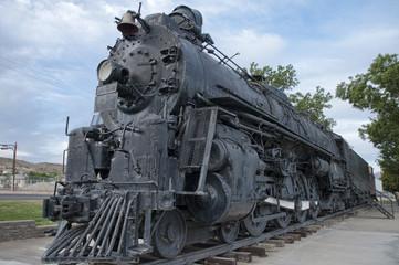 Locomotora de Santa Fe