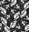 Floral seamless designer wallpaper