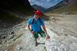 Switzerland Hiker