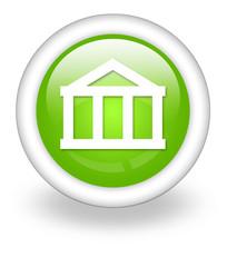 "Light Green Icon ""Bank"""