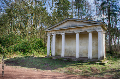 Folly in Clumber Park