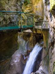 cascata, Orrido di bellano