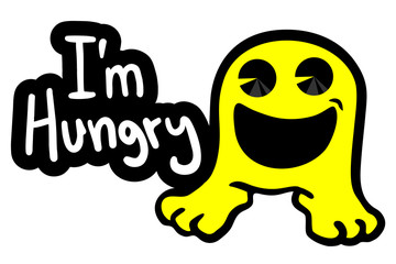 Hungry puppet