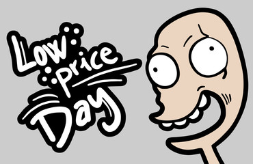 Face and price day