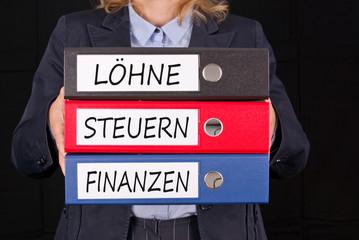 Löhne - Steuern - Finanzen