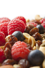Healthy Berries and Nuts