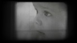 Happy baby portrait, vintage 8mm film   footage.