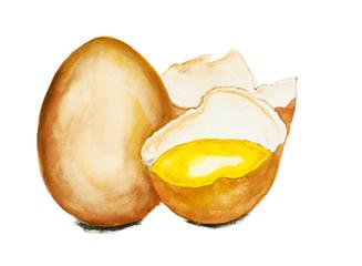 Golden egg conceopt