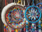 Fluffy dream catchers