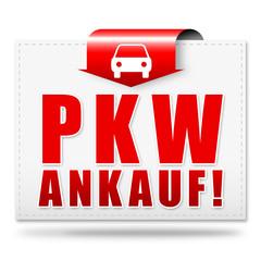 PKW Ankauf! Button, Icon