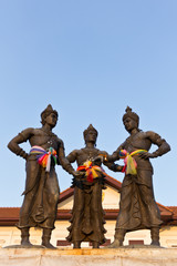 Three King Monument